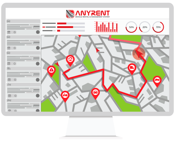 AnyRent Geo Tracking